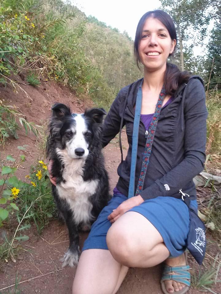 Hiking and dog training, Salt Lake City.