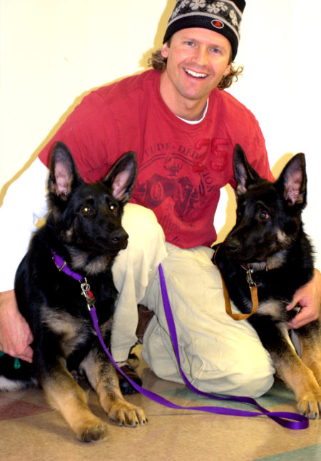 German Sheperd - Puppy Training - Salt Lake City - Four Legged Scholars